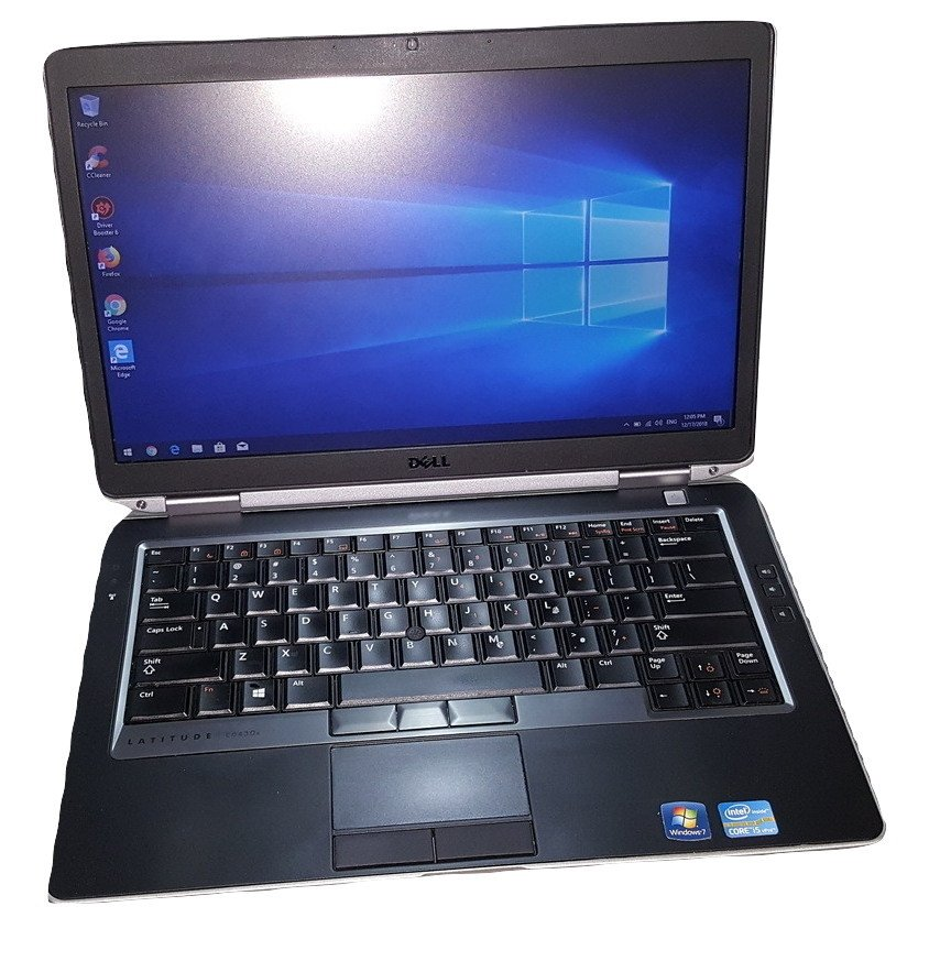 Dell Latitude e6430s Laptop- 3rd Gen 2.9GHz Intel Core i7, 8GB-16GB RAM, HD or SSD, Win 7 or Win 10