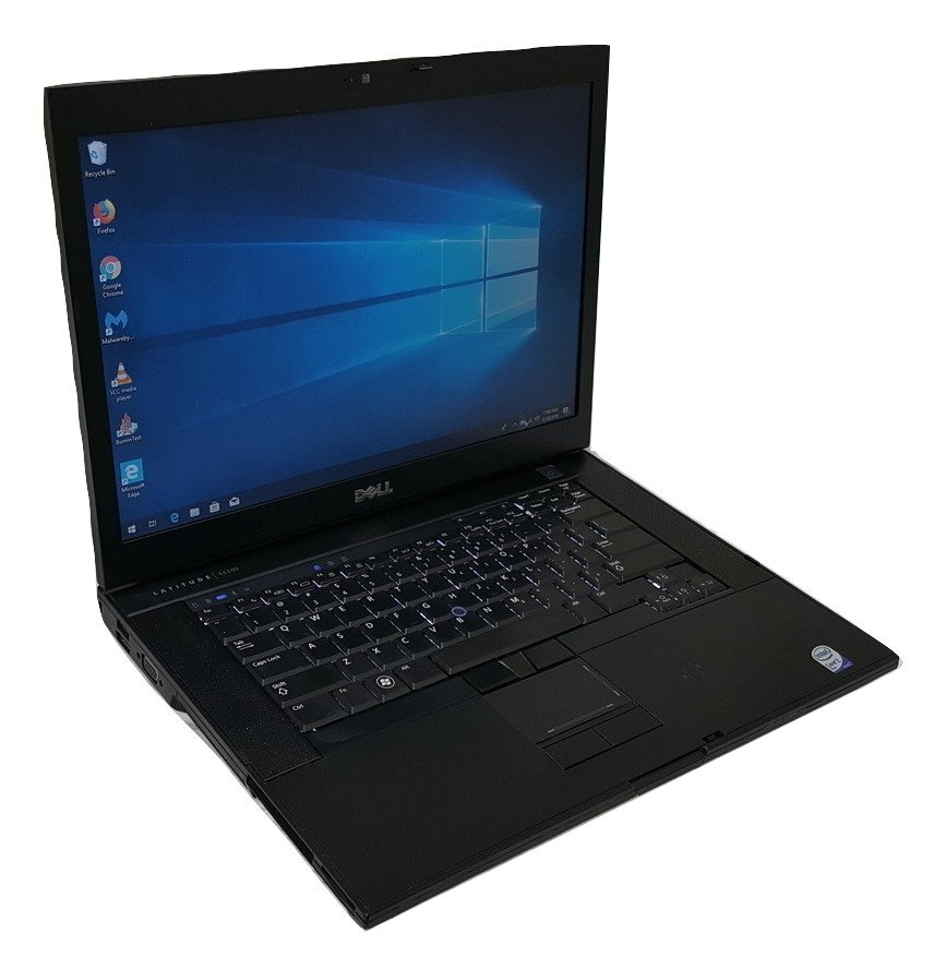"Dell Latitude e6500 15"" Laptop- 2.26GHz Intel Core 2 Duo, 4GB RAM, HD or SSD, Win 7 or Win 10 PRO"