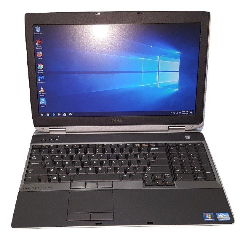"""Dell Latitude e6530 15.4"""" Laptop- 3nd Gen Intel Core i5, 8GB-16GB RAM, HD or SSD, Win 7 or Win 10"""