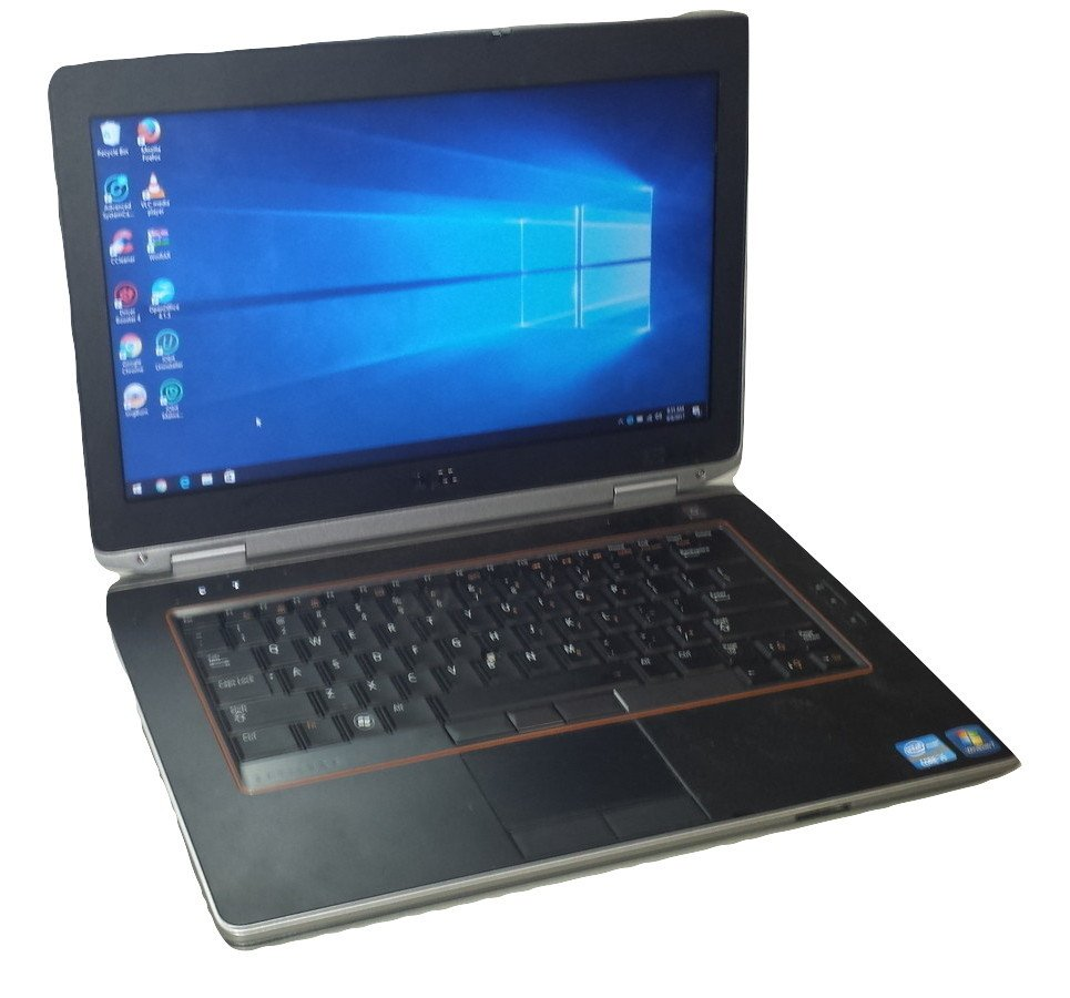Dell Latitude e6420 Laptop- 2nd Gen Intel Core i5 CPU, 8GB-16GB RAM, HD or SSD, Win 7 or Win 10