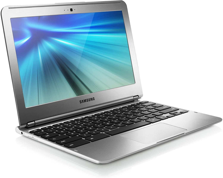 "Samsung XE303 11.6"" ChromeBook- Dual-Core ARM Cortex A15, 2GB RAM, 16GB Solid State Drive"