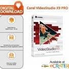 Corel VideoStudio PRO (19) X9: Professional Video Editor & Screen Recorder Suite [PC]