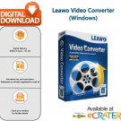 [1 Year-PC] Leawo Video Converter: 2D, 3D and 4K Video Converter & Editor Software
