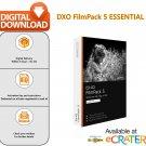 [Lifetime-PC | MAC] DXO FilmPack 5 Essential: Analog & Creative Film Rendering Suite