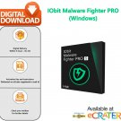 IObit Malware Fighter 5 PRO [1 Year | 1 PC]: Anti-Virus & Privacy Protection with Bitdefender Engine