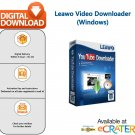 [1 Year-PC] Leawo Video Downloader: Download Video & Music from 1000+ Sites