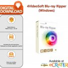 4VideoSoft Blu-ray Ripper 6 [PC]: Blu-ray Video Editor, Ripper & Converter Software