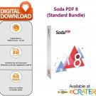 [LIFETIME] Soda PDF 8 Home: PDF Editor, Converter, Creator & Document Reader Software [PC]
