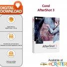 Corel AfterShot 3: RAW Photo Editor, Processor & Converter Software [PC | MAC]