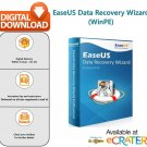 EaseUS Data Recovery Wizard 13 WinPE: Recover Crashed & Unbootable System Data [PC]
