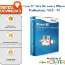 EaseUS Data Recovery Wizard 8 Professional: Recover Deleted & Lost Data [PC]
