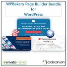 WPBakery Page Builder Mega Bundle: Best Selling Page Builder Plugin for WordPress - GPL