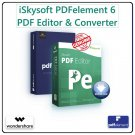[WONDERSHARE] iSkysoft PDFelement 6: Convert, Create Edit, Protect & eSign PDF Files for PC