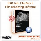 DxO FilmPack 5 [Lifetime, 2 Devices]: Analog and Creative Film Rendering Software for PC & macOS