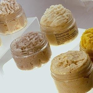 Smooth-ez Moisturizing Body Scrub (fresh orange-vanilla/small)