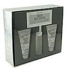 WHITE DIAMONDS BRILLIANT by Elizabeth Taylor - EDT SPRAY 1 OZ & BODY LOTION 1.7 OZ & BODY WASH 1. (W
