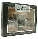 STETSON UNTAMED by Coty - COLOGNE SPRAY 1 OZ & HAIR & BODY WASH 4 OZ & AFTER (M)