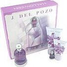 HALLOWEEN by Jesus del Pozo - EDT SPRAY 3.4 OZ & BODY LOTION 5 OZ & SHOWER GEL 5 (W)