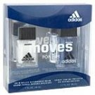 ADIDAS MOVES by Adidas - EDT SPRAY 1.7 OZ & AFTERSHAVE BALM 1 OZ (M)