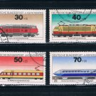 Germany B517-20 Used set Locomotives (GI0156P10)+
