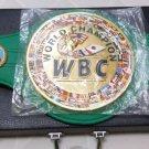 WBC Boxing Champion Ship Belt Adult size with case