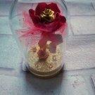 Mini Rose bell jar