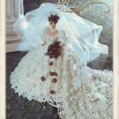 Vintage Crochet Pattern :  Bridal Majesty fashion doll wedding gown [Barbie] '97