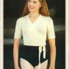 Vintage Knitting Pattern : Ballet Sweater (1982)