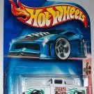 Hot Wheels 2003 '56 flashsider white #90 5dot wheels