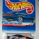 "Hot Wheels 2000 FE ""PRO STOCK FIREBIRD"""