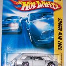 Hot Wheels 2007 NEW MODELS #10 BUICK GRAND NATIONAL GREY