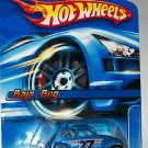 "Hot Wheels 2005 #161 ""BAJA BUG"" BLUE 5 SPOKE"