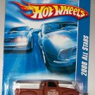 "Hot Wheels 2008 ALL STARS ""LA TROCA"" #42/196"