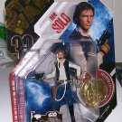 "STAR WARS 30TH ANNV.GOLD COIN ""HAN SOLO"" #11"