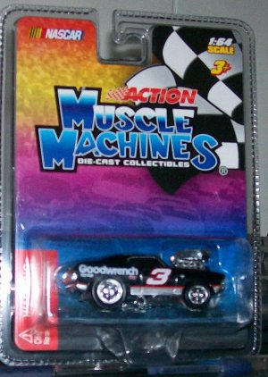 "ACTION MUSCLE MACHINES 2005 NASCAR ""EARNHARDT SR."""