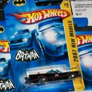 Hot Wheels 2007 NEW MODELS #15 T.V. SERIE 66 BATMOBILE