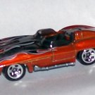 HOT WHEELS 2007 #172 MYSTERY CAR CORVETTE STINGRAY