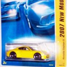 Hot Wheels 2007 NEW MODELS #32 PORSCHE CAYMAN PEARL YELLOW