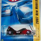 "Hot Wheels 2007 NEW MODELS #29 ""JET THREAT 4.0"" NEW COLOR OUT"