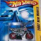 "Hot Wheels 2007 NEW MODELS #11 ""WASTELANDER"" SQUARE BLISTER"