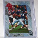 "1991 CLASSIC DRAFT PICKS #129 ""BRETT FAVRE"" ROOKIE"