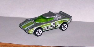 "HOT WHEELS 2008 ""NEW"" MYSTERY ""LANCIA STRATOS"""