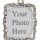 Personalized Photo Charm