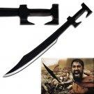300 King Leonidas Movie Sword