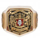 NXT Women's United Kingdom Championship Replica Title Belt with Free Carrying Bag