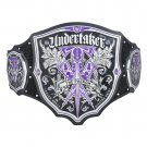 Undertaker Limited Edition Legacy Championship Title Belt with free Pouch Bag