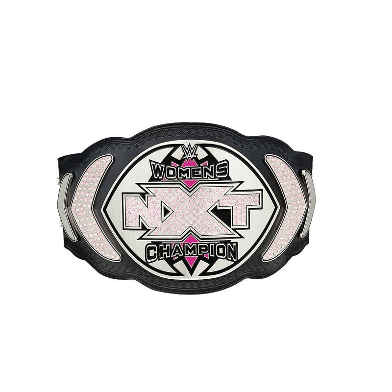 NXT Womens Championship Replica Title Belt (2014) with Free Carrying Bag