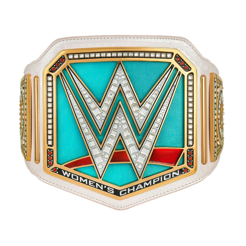 WWE Evolution 2018 Women's Championship Replica Title Belt with Free Carrying Bag