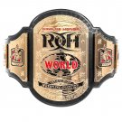 Ring of Honor World Television Championship Replica Belt with Free Carrying Bag