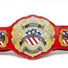 NJPW IWGP United States Championship Replica Title Belt with Free Carrying Bag
